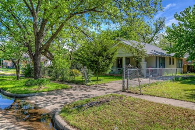 2805 S Jennings Avenue, Fort Worth, TX 76110 (MLS #14087883) :: The Hornburg Real Estate Group