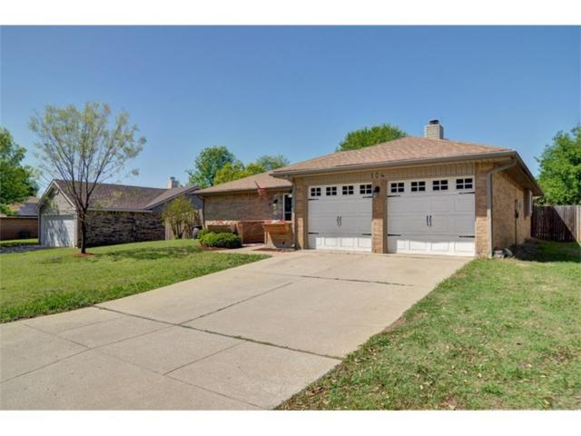 104 Suttonwood Drive, Fort Worth, TX 76108 (MLS #14087924) :: The Hornburg Real Estate Group
