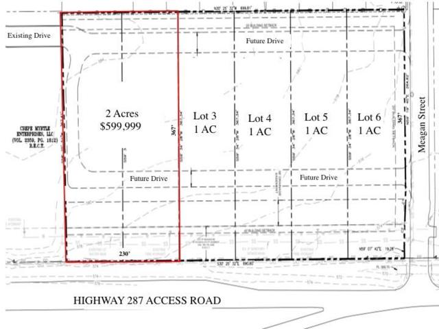 2 Acres Hwy 287, Waxahachie, TX 75165 (MLS #14087926) :: The Tierny Jordan Network