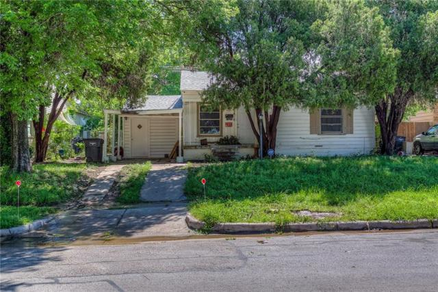 4209 Frazier Avenue, Fort Worth, TX 76115 (MLS #14087941) :: The Rhodes Team