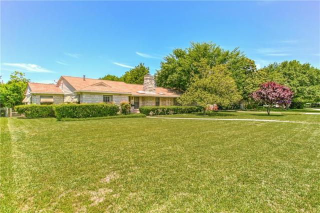 3720 Bellaire Circle, Fort Worth, TX 76109 (MLS #14087988) :: Real Estate By Design