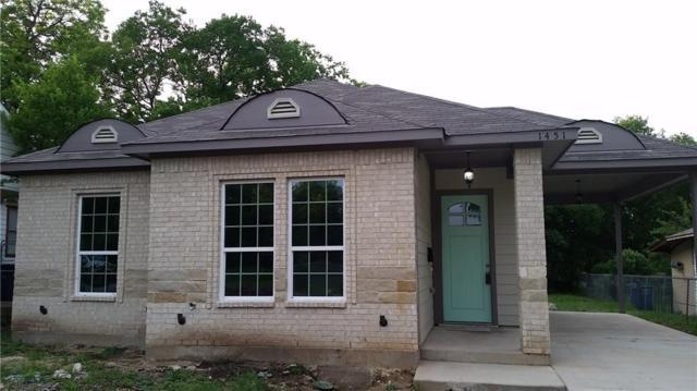 1451 Stella Avenue, Dallas, TX 75216 (MLS #14088021) :: The Mitchell Group