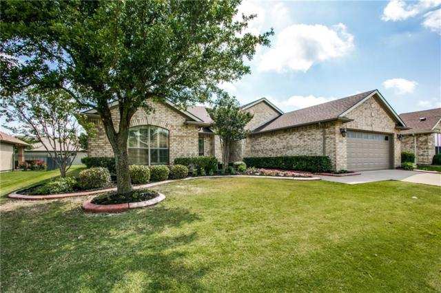 10816 Glendale Drive, Denton, TX 76207 (MLS #14088023) :: The Good Home Team