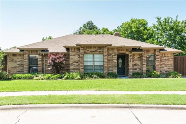 407 Cozby Avenue, Coppell, TX 75019 (MLS #14088039) :: The Star Team | JP & Associates Realtors