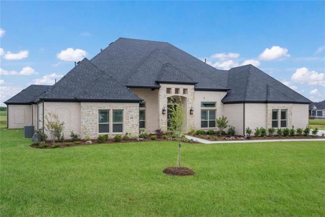 533 Westcreek Lane Lane, Northlake, TX 76226 (MLS #14088051) :: The Real Estate Station