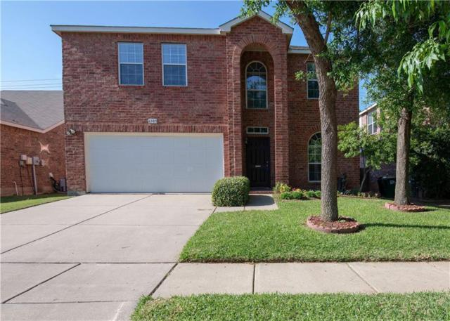 6105 Moor Hen Drive, Denton, TX 76208 (MLS #14088055) :: The Mitchell Group