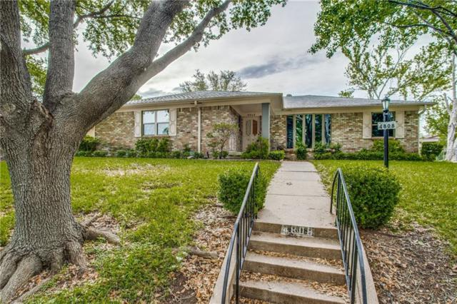 4808 Ashbrook Road, Dallas, TX 75227 (MLS #14088112) :: The Mitchell Group