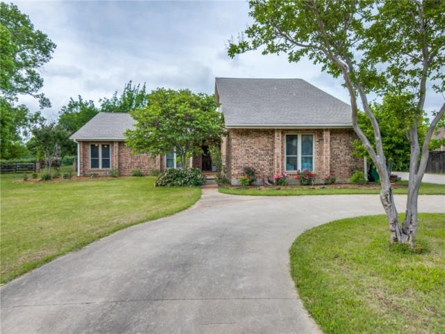 155 E Kings Road, Double Oak, TX 75077 (MLS #14088134) :: Baldree Home Team