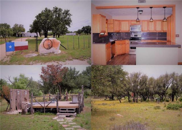 456 County Road 201, Brady, TX 76825 (MLS #14088153) :: NewHomePrograms.com LLC