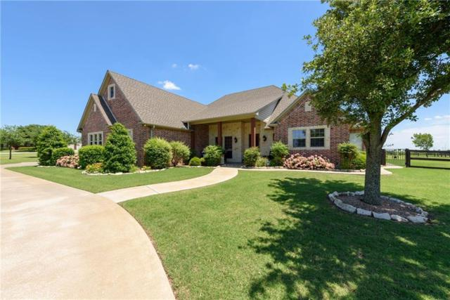 340 County Road 495, Muenster, TX 76252 (MLS #14088164) :: The Chad Smith Team