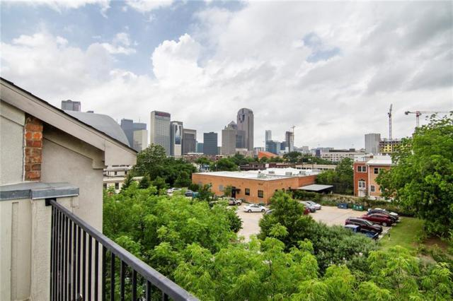 2716 Floyd Street, Dallas, TX 75204 (MLS #14088168) :: The Rhodes Team