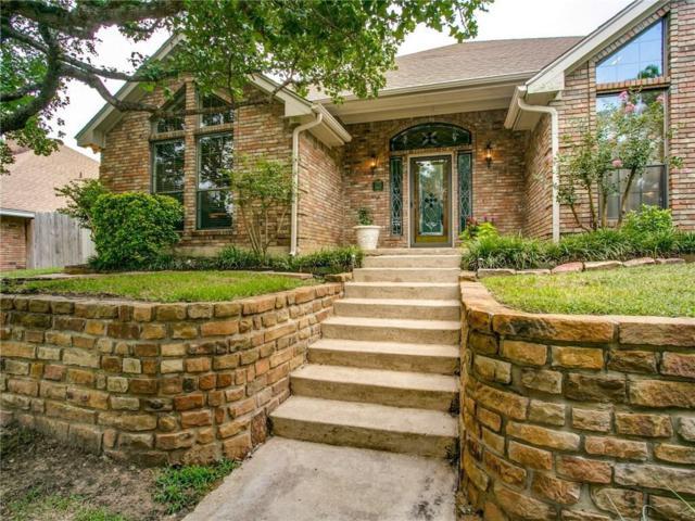 2907 River Crest Street, Grapevine, TX 76051 (MLS #14088186) :: The Tierny Jordan Network