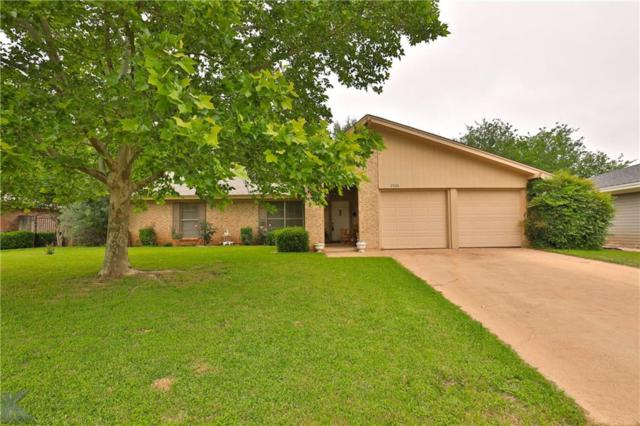 2326 Brentwood Drive, Abilene, TX 79605 (MLS #14088190) :: The Mitchell Group