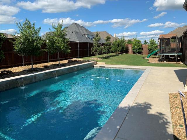 1901 Thackery Lane, Prosper, TX 75078 (MLS #14088260) :: Vibrant Real Estate