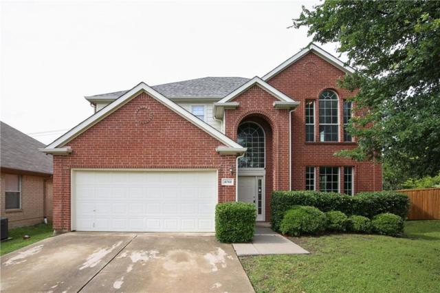4044 Glenwyck Drive, North Richland Hills, TX 76180 (MLS #14088347) :: RE/MAX Town & Country
