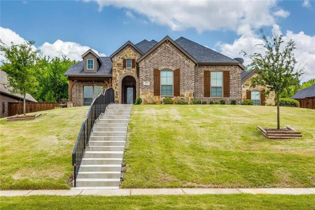 337 Landview Drive, Burleson, TX 76028 (MLS #14088362) :: The Mitchell Group