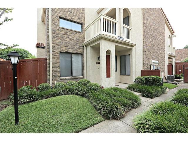 4242 N Capistrano Drive #177, Dallas, TX 75287 (MLS #14088456) :: Team Hodnett
