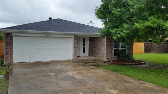 10220 Little Fox Court, Fort Worth, TX 76108 (MLS #14088552) :: The Hornburg Real Estate Group