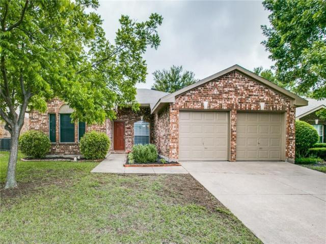 1036 Ridgecrest Drive, Mckinney, TX 75069 (MLS #14088565) :: The Chad Smith Team