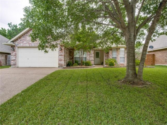1316 Brazos Drive, Benbrook, TX 76126 (MLS #14088577) :: The Hornburg Real Estate Group