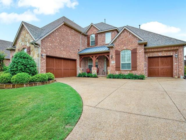 1260 Packsaddle Trail, Prosper, TX 75078 (MLS #14088578) :: Vibrant Real Estate