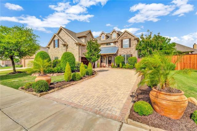 307 Garden Path Lane, Mansfield, TX 76063 (MLS #14088585) :: The Tierny Jordan Network