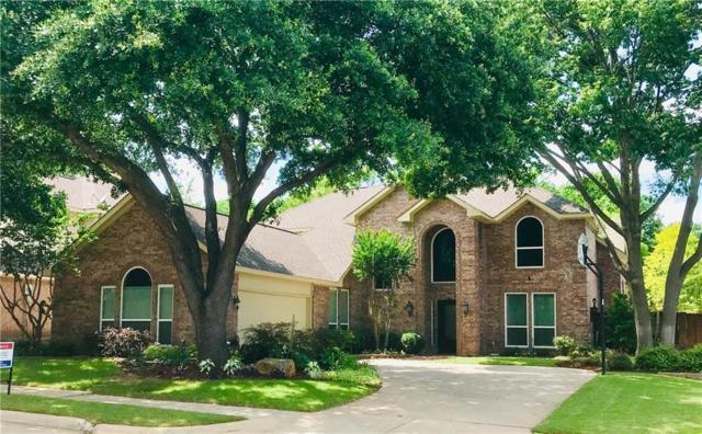 801 Rockcrossing Lane, Allen, TX 75002 (MLS #14088593) :: The Tierny Jordan Network