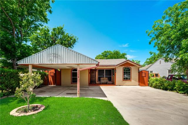 3607 N Harding Street, Fort Worth, TX 76106 (MLS #14088627) :: The Chad Smith Team
