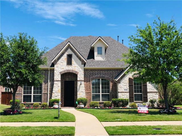 12446 Flowering Drive, Frisco, TX 75035 (MLS #14088637) :: The Star Team | JP & Associates Realtors