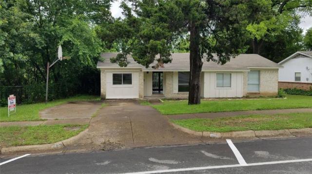 302 Oriole Boulevard, Duncanville, TX 75116 (MLS #14088655) :: The Hornburg Real Estate Group