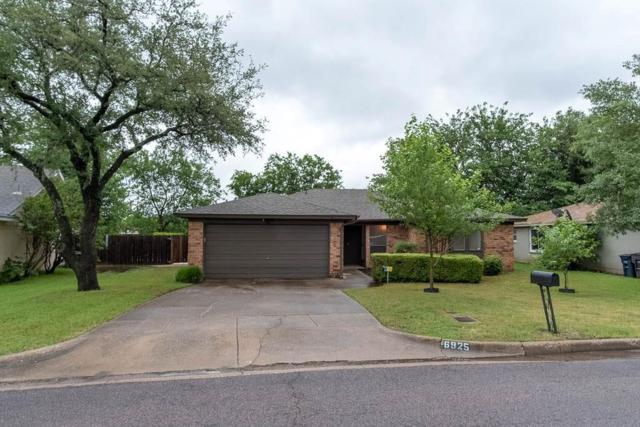 6925 Misty Meadow Drive S, Fort Worth, TX 76133 (MLS #14088667) :: The Hornburg Real Estate Group