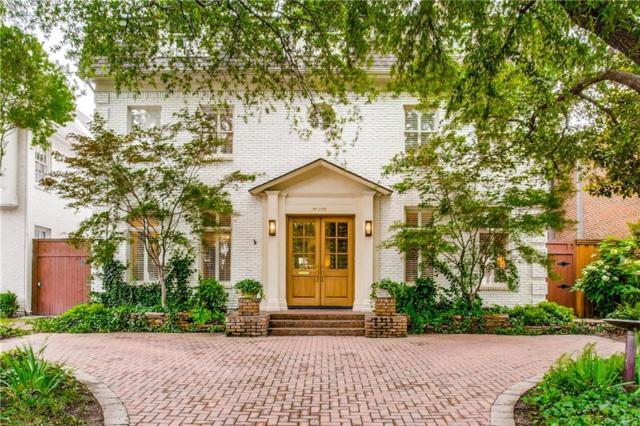3105 Drexel Drive, Highland Park, TX 75205 (MLS #14088829) :: Camacho Homes