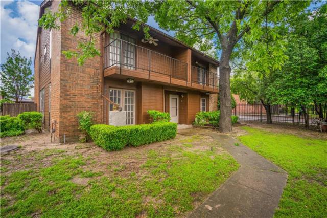 7522 Holly Hill Drive #2, Dallas, TX 75231 (MLS #14088861) :: Team Hodnett