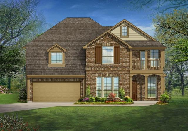 1940 Transcendence Drive, St. Paul, TX 75098 (MLS #14088862) :: The Heyl Group at Keller Williams