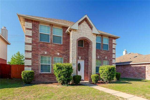 1311 Red River Lane, Allen, TX 75002 (MLS #14088878) :: The Good Home Team