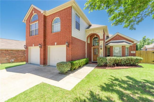540 Riverbed Drive, Crowley, TX 76036 (MLS #14088885) :: Potts Realty Group