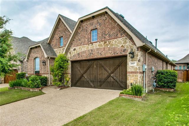 2827 Earl Drive, Trophy Club, TX 76262 (MLS #14088935) :: The Hornburg Real Estate Group