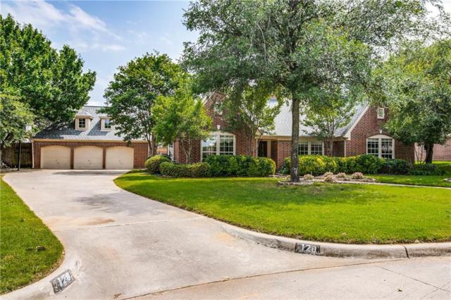 120 Green Oaks Lane, Southlake, TX 76092 (MLS #14088970) :: The Star Team   JP & Associates Realtors