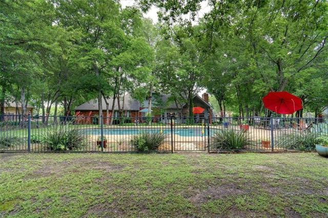 4025 Bordeaux Circle, Flower Mound, TX 75022 (MLS #14089087) :: Team Hodnett
