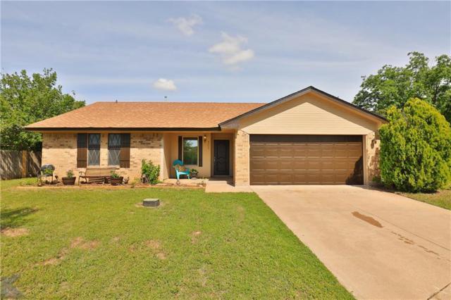 5225 Pebblebrook Court, Abilene, TX 79606 (MLS #14089093) :: The Hornburg Real Estate Group