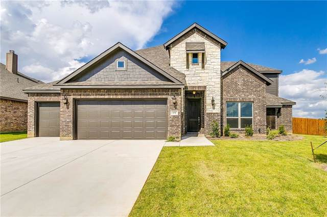 272 Merced Street, Burleson, TX 76028 (MLS #14089131) :: The Mitchell Group