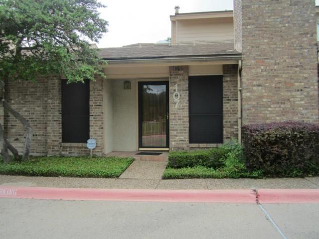 17490 Meandering Way #107, Dallas, TX 75252 (MLS #14089139) :: Team Tiller