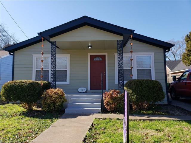 1507 N Bradley Street, Mckinney, TX 75069 (MLS #14089142) :: Robbins Real Estate Group