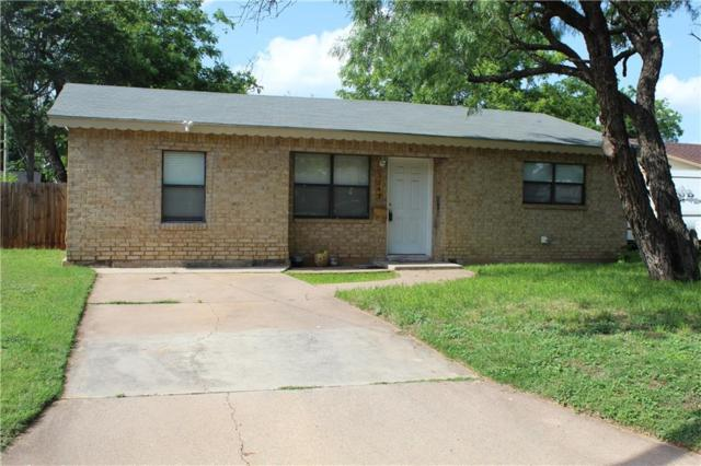 3242 Ivy Lane, Abilene, TX 79603 (MLS #14089162) :: RE/MAX Town & Country