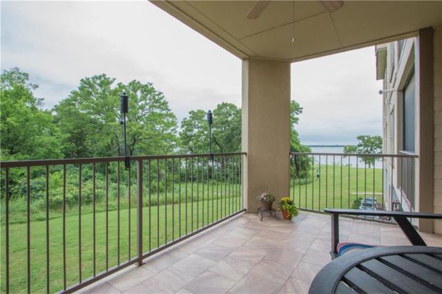500 Waters Edge Drive #217, Lake Dallas, TX 75065 (MLS #14089164) :: Baldree Home Team