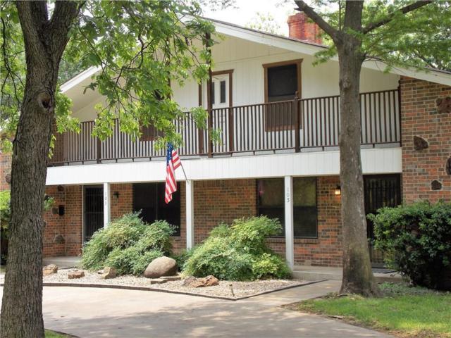 103 Bluebonnet Drive, Weatherford, TX 76087 (MLS #14089191) :: The Hornburg Real Estate Group