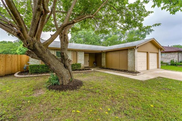 3710 Claysford Court, Arlington, TX 76015 (MLS #14089211) :: All Cities Realty