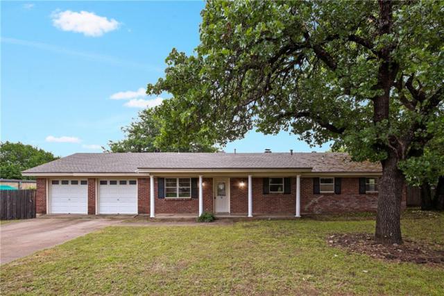1224 Trailwood Drive, Hurst, TX 76053 (MLS #14089331) :: Baldree Home Team