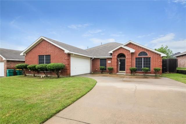 829 Passive Drive, Cedar Hill, TX 75104 (MLS #14089335) :: Baldree Home Team