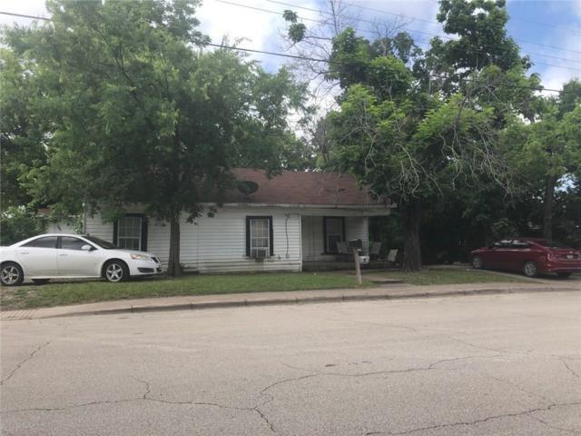 612 E Wyatt Street, Waxahachie, TX 75165 (MLS #14089379) :: Lynn Wilson with Keller Williams DFW/Southlake